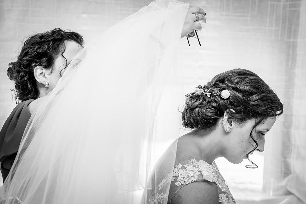 recogidos bajos para novias bdoas
