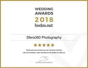 mejor fotógrafo de bodas de Pontevedra 2018