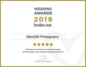 mejor fotógrafo de bodas de Pontevedra 2019