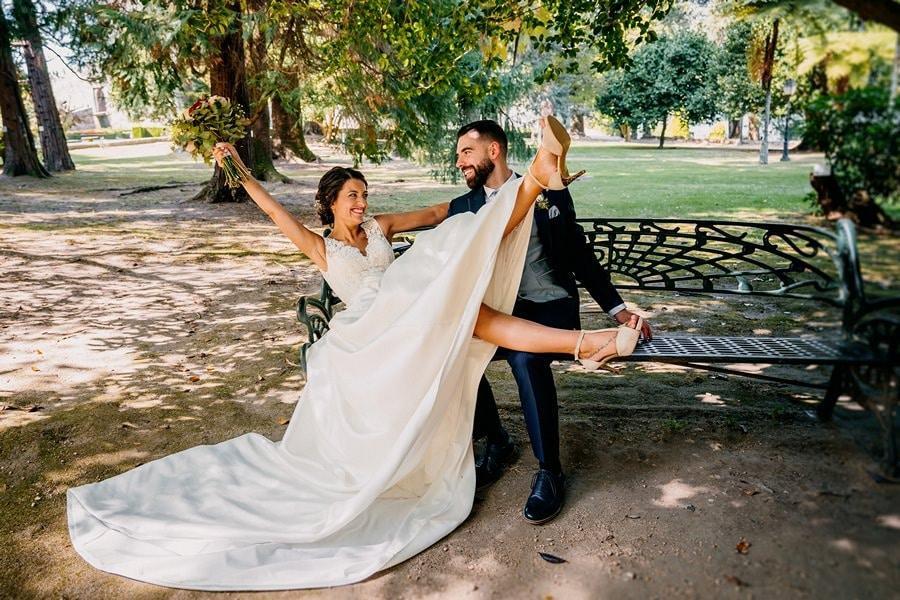timeline de la boda