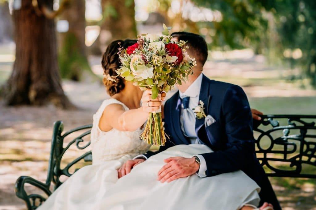 recogidos bodas