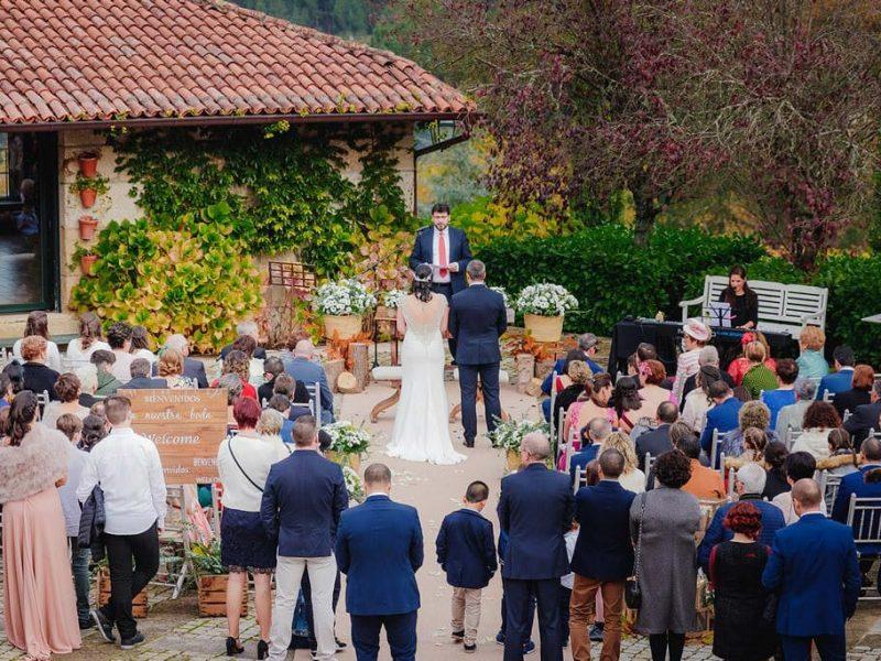Cómo organizar una boda civil en 4 pasos