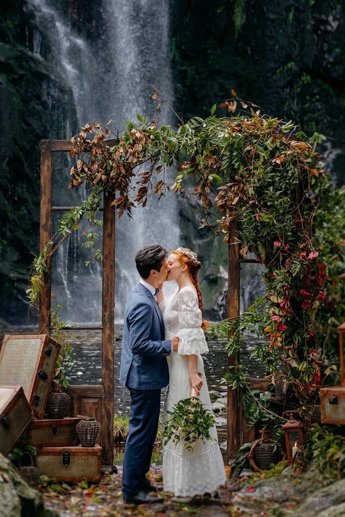 fotógrafo de bodas en Galicia