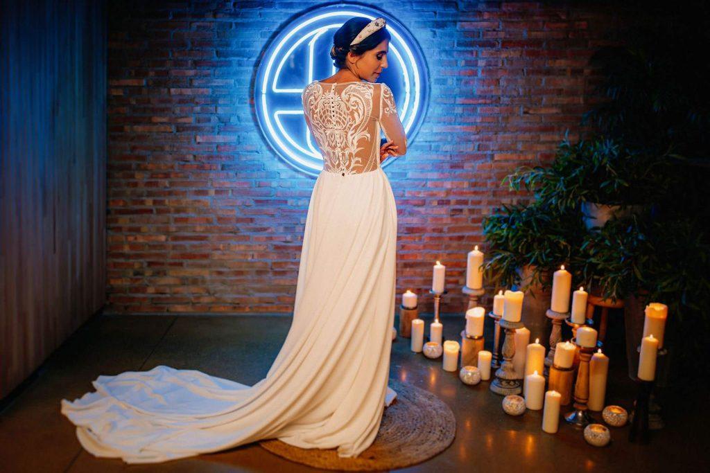recogido clasico novias
