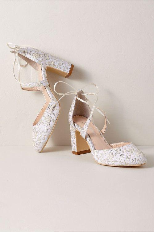 Zapatos de novia 2020