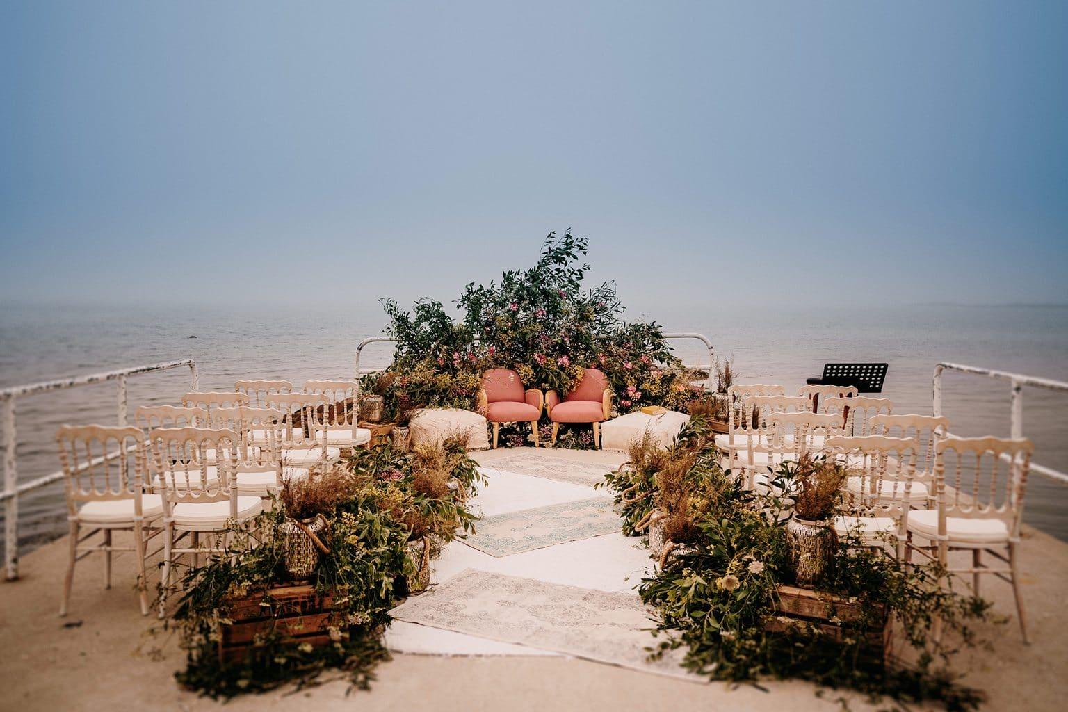 como decorar una boda guia