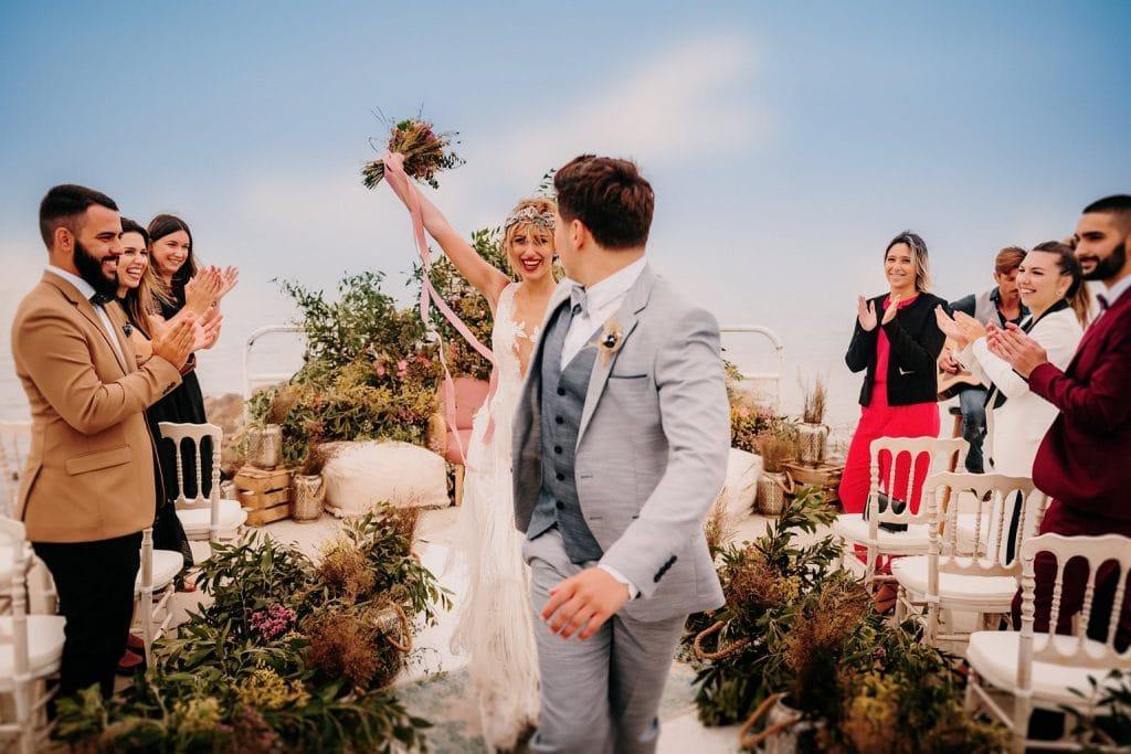 micro boda en las rias baixas