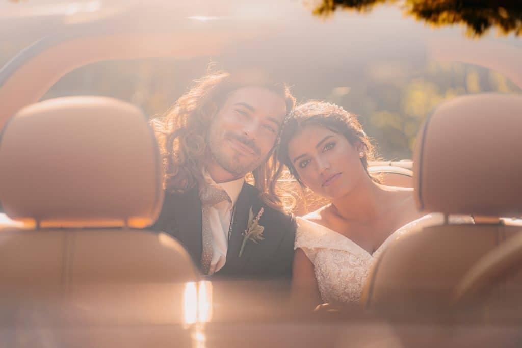 Boda en el pazo de Cea | María & Julián