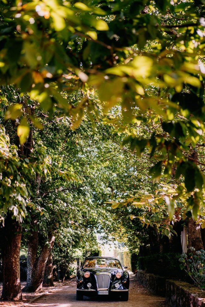Boda en el pazo de la Pedreira | Andrea & Alfonso