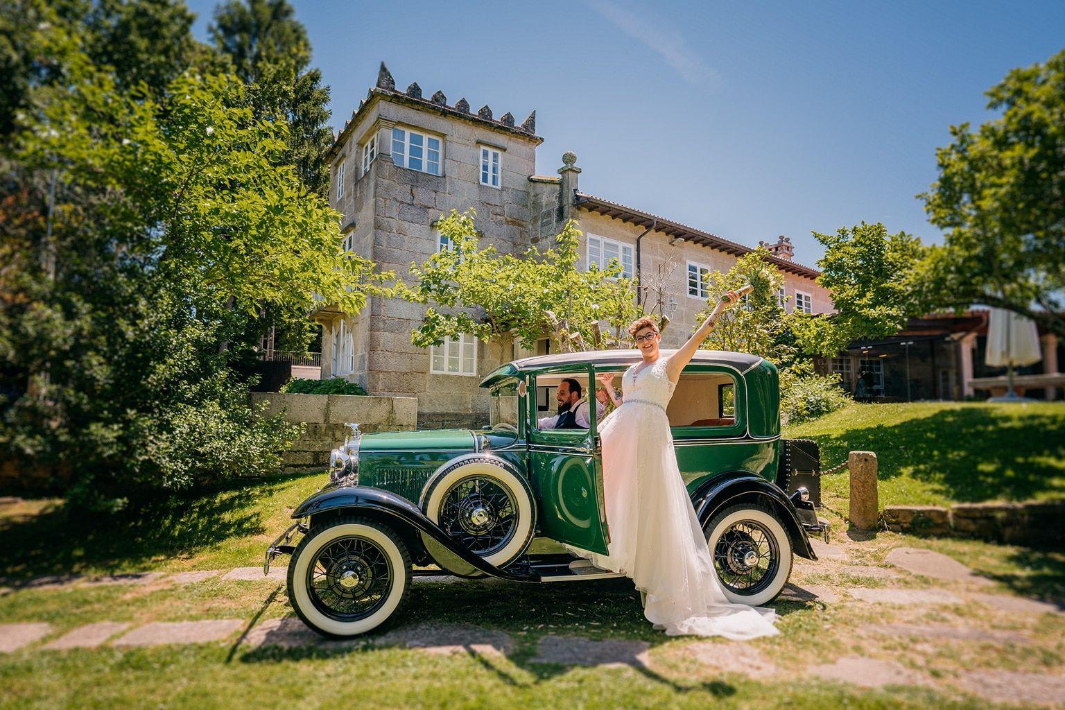 Fotógrafo de bodas en Vigo
