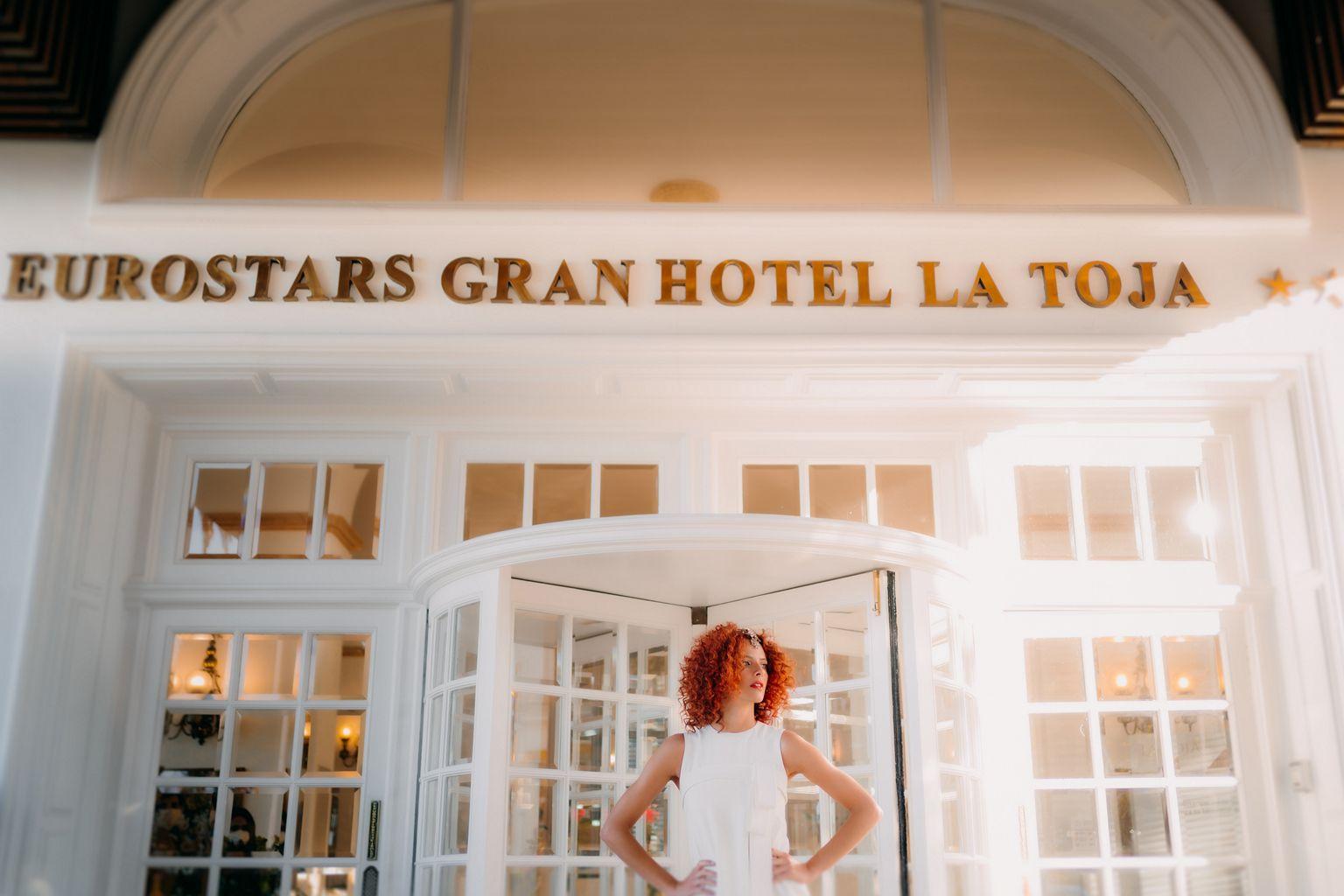 Boda en Gran Hotel La Toja