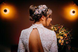 Lee más sobre el artículo Cómo elegir el tipo de tela del vestido de novia