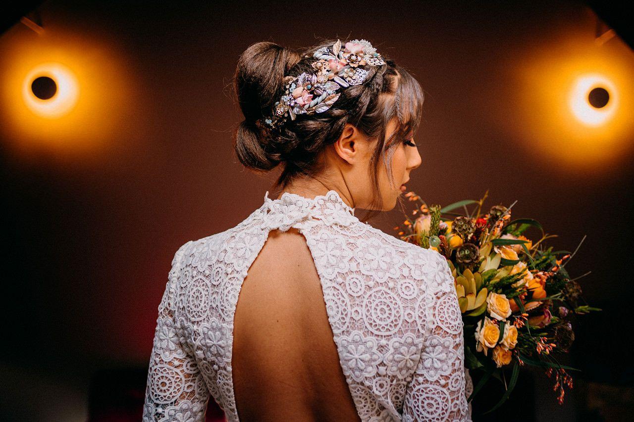 telas vestidos novia