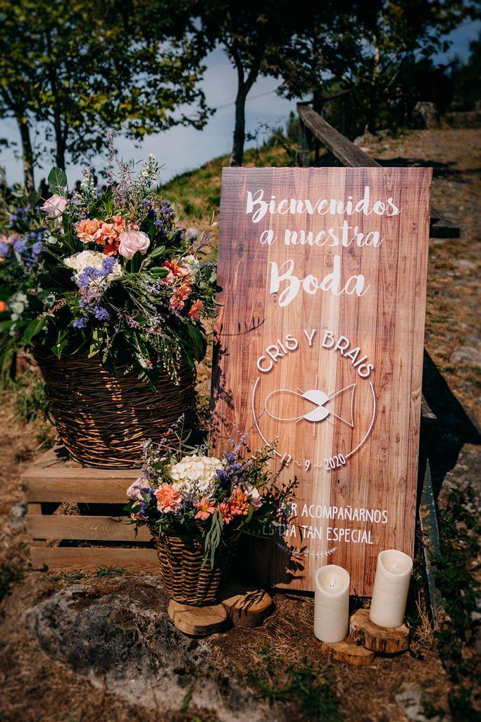 Boda en el Hotel Pousada del Castillo de Soutomaior | Cristina & Brais